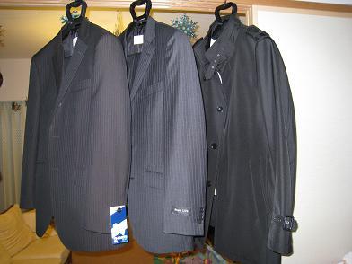 スーツ&コート