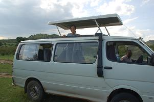 移動マサイマラ