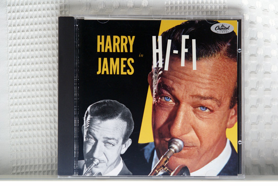harry james hi-fi