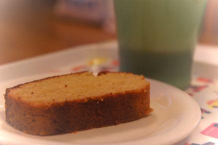 ジンジャーケーキ