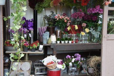 TienTien  お花屋さん