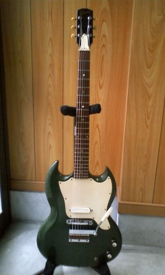 K-219 Gibson Melodymaker
