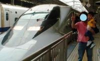 お次は新幹線♪ 20090613