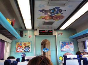 ばいきん号 20090614アンパンマン列車