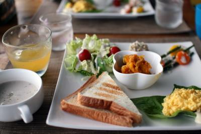 朝食① 20100521