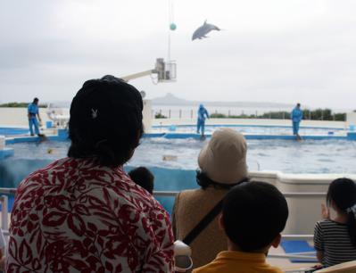 オキちゃん劇場 20100521美ら海水族館