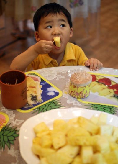 ガブッ 20100521ナゴパイナップルパーク