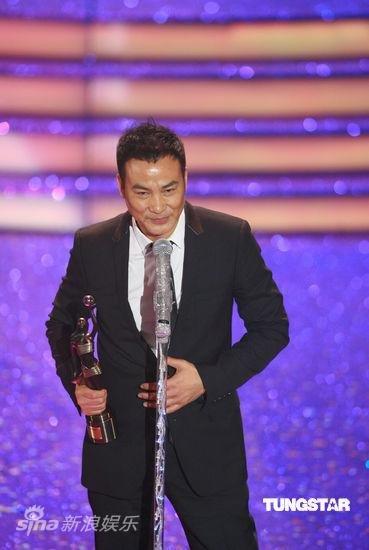 最優秀主演男優賞のヤムヤム