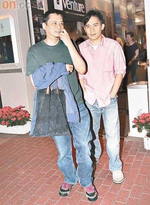 トニー&張叔平氏