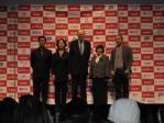 東京フィルメックス開会式