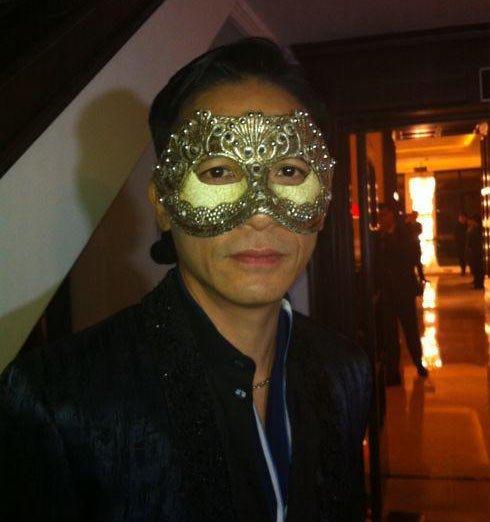 仮面のトニーさん