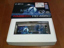 HIS RADEON HD4850
