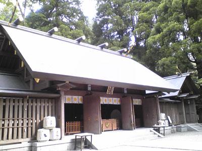 天岩戸神社西宮