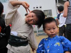 中村町保育園夏祭り