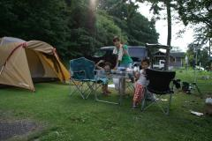 夏休み(能登島・キャンプ)