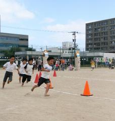 2009中村町保育園運動会2