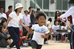 2009中村町保育園運動会7