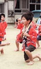 中村町保育園夏祭り(マナト)