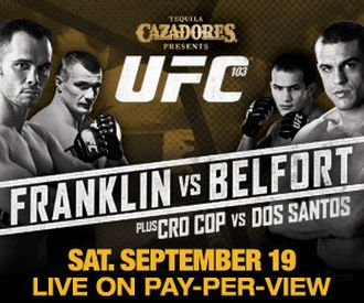 UFC103
