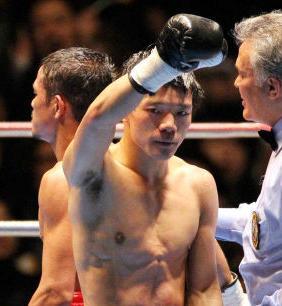 亀田大毅がWBAフライ級のチャンピオンへ