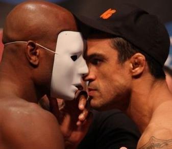 UFC126 公開計量