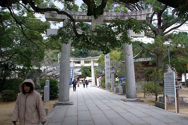 宮地嶽神社(86727 byte)