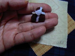 バラ ハートチョコケーキ