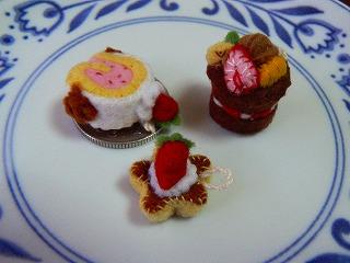 今日のケーキたち1-29
