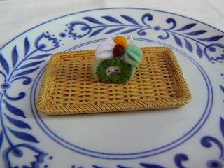 抹茶ロール1