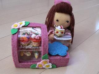 ケーキ屋さんセット♪2