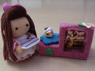 ケーキ屋さんセット♪3
