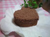 チョコムースケーキ