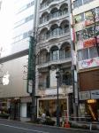 渋谷チャコット全景
