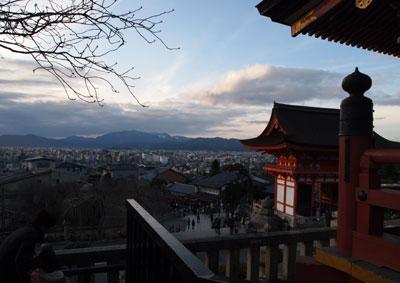 清水寺近く