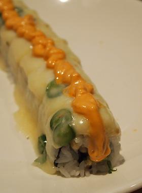 アメリカンな寿司