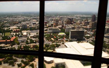 タワーオブアメリカからの景色