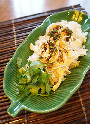 タイ風チキンライス