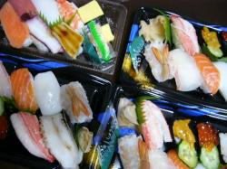 お寿司~~♪あっぷで