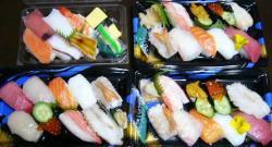 お寿司~~♪
