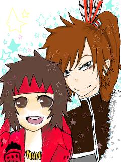 kgと真田さん