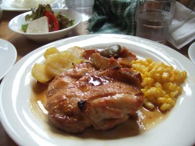 200708白馬02キッチンシェフ04お料理