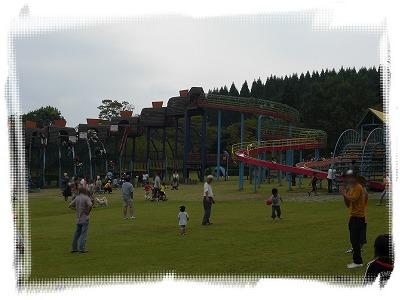 夜須高原::記念の森公園