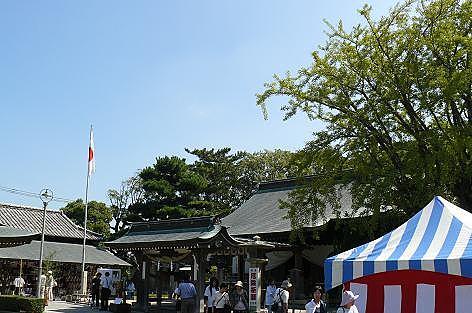 岡湊神社♪