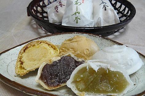 芦屋釜のお菓子♪