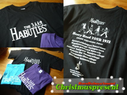 HABUTLES-Heavy Road Tour 1972-Tシャツ