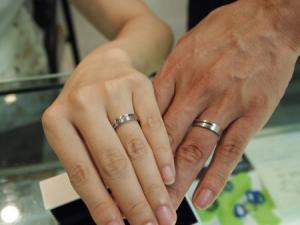 ふたりの指輪