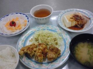 平成22年5月23日学食