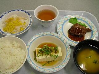 平成22年6月10日学食