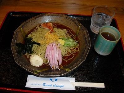 平成22年7月2日山陽特殊製鋼・冷麺