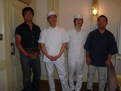 平成22年7月24日杵屋スタッフ1